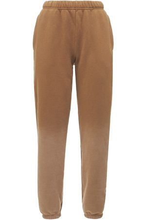 LES TIEN Gradient Classic Cotton Sweatpants