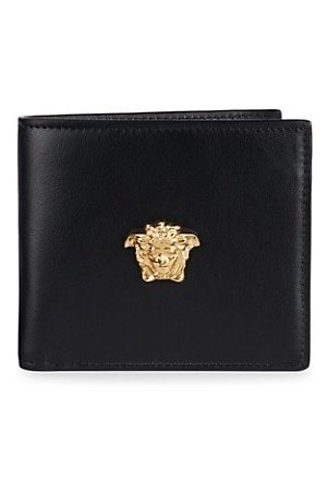 Versace Leather Card Case
