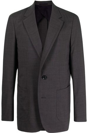 Kolor Single-breasted fitted blazer