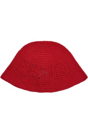 Fendi Knitted bucket hat