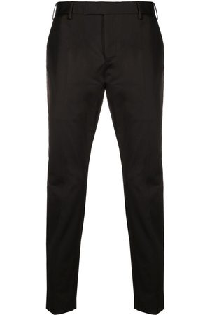 PT01 Slim-cut tailored trousers