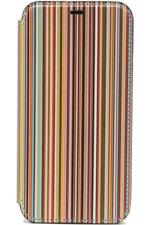 Paul Smith Signature stripe iPhone 11 pro case