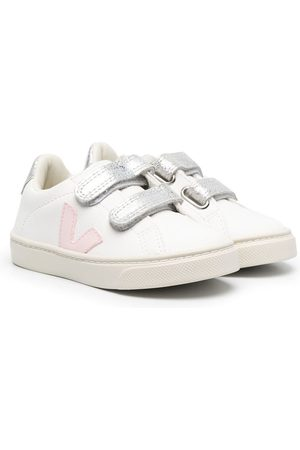 Veja Touch-strap low-top sneakers