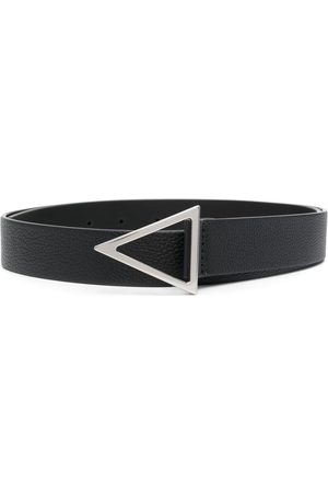 Bottega Veneta V leather belt