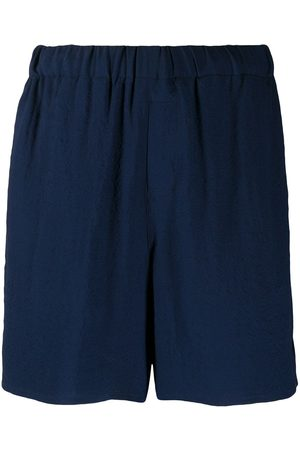 Ami Mid-rise pull-on shorts