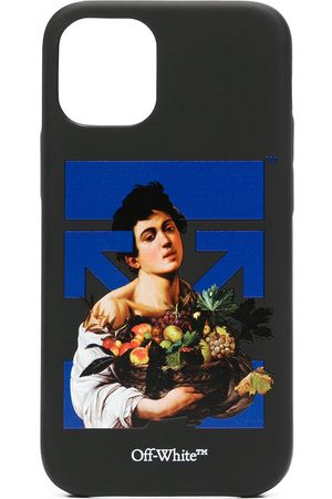 OFF-WHITE IPhone 12 Pro Caravaggio Boy print case