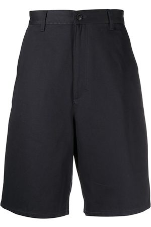 Ami Worker cotton chino shorts