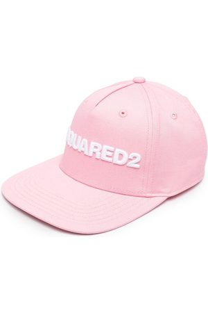 Dsquared2 Logo-embroidered cap