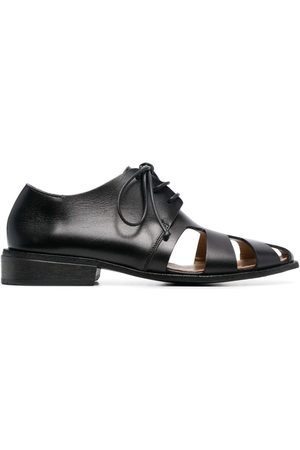 MARSÈLL Marcellina cutout Derby shoes