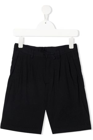 Emporio Armani Pleated detail shorts
