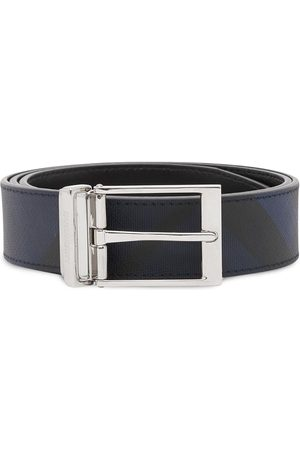 Burberry Adjustable buckled belt
