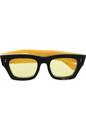 DUOltd SS21DUO7060115ADT square-frame sunglasses