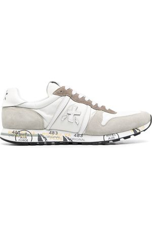 Premiata Eric low-top lace-up trainers