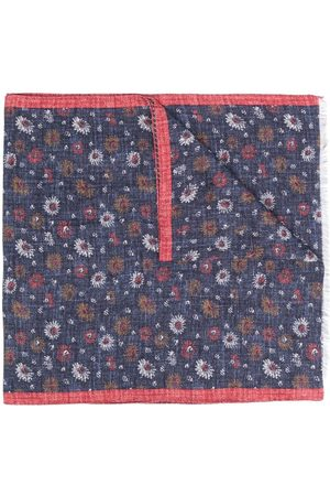 Lady Anne Pianosa floral-print scarf