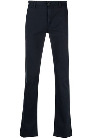 HUGO BOSS Mid-rise chino trousers