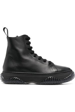 Nº21 Lace-up ankle boots