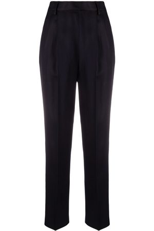 Etro High-waisted tapered trousers
