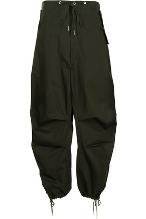 DION LEE Drawstring cargo trousers
