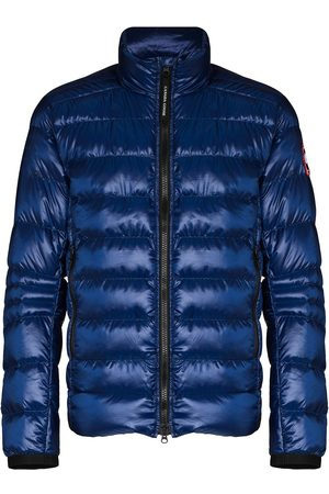 Canada Goose Crofton packable zip-up padded jacket