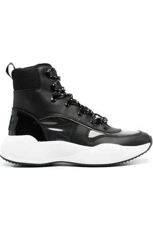 Calvin Klein Chunky lace-up boots