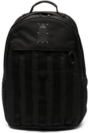 McQ Logo-patch backpack
