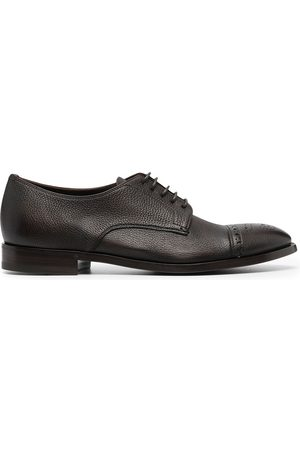 HENDERSON BARACCO Brogue-detail Derby shoes