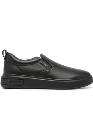 Bally Mardy leather slip-on sneakers
