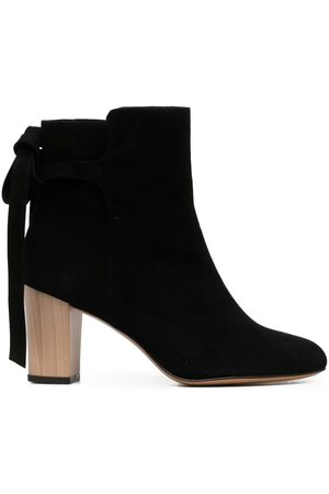 Tila March Sonora lace-up ankle boots