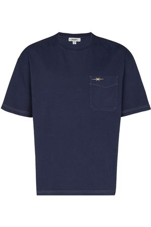 Phipps Embroidered logo T-shirt