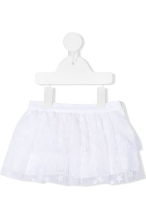MISS BLUMARINE Star-detail tutu skirt