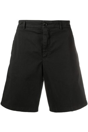 DEPARTMENT 5 Logo patch bermuda shorts