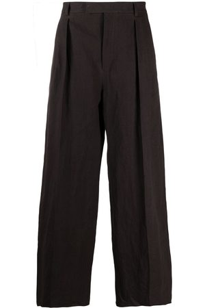 VALENTINO Wide-leg tailored trousers