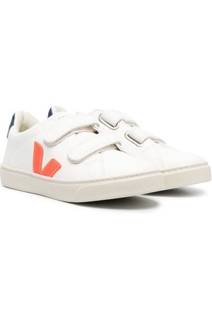 Veja Low-top touch-strap sneakers