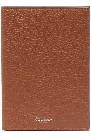 Pineider Grained leather cardholder