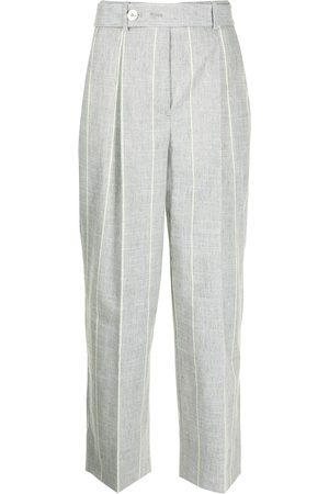 LORENA ANTONIAZZI High-waisted cropped trousers