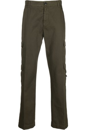 MARTINE ROSE Straight-leg cargo trousers