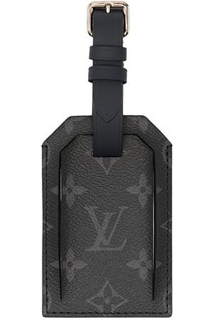 LOUIS VUITTON X Chapman Brothers pre-owned luggage tag