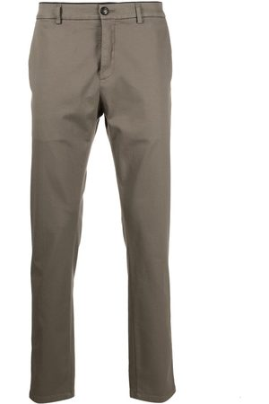 DEPARTMENT 5 Mid-rise chino trousers