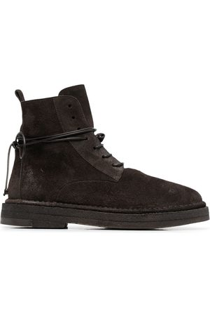 MARSÈLL Parapa lace-up ankle boots