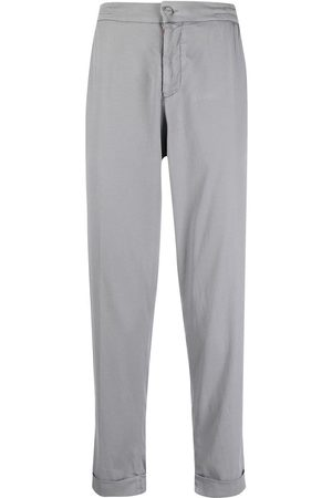 Kiton Cropped chino trousers