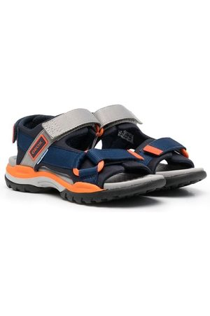 Geox Borealis touch-strap sandals