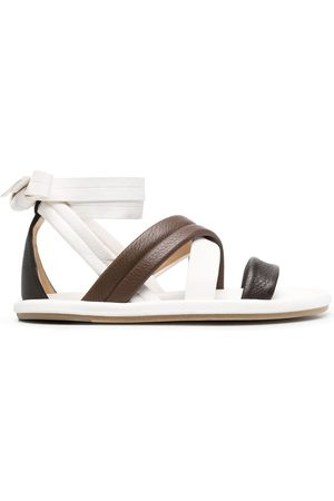 MARSÈLL Strappy leather sandals