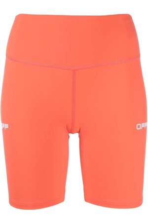 OFF-WHITE Compression cycling shorts