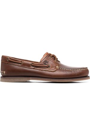 Timberland Lace-up leather shoes