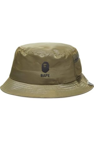 AAPE BY A BATHING APE Men Hats - Military Pocket Hat