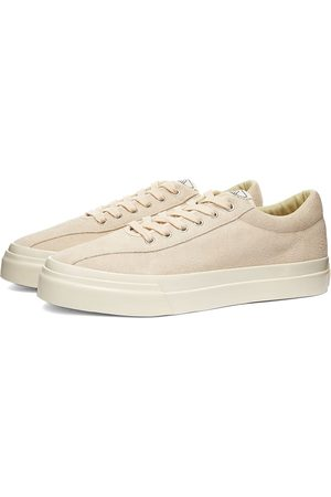 Stepney Workers Club Dellow Hairy Suede Sneaker