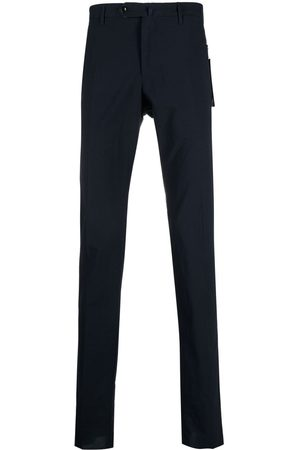 Incotex Men Formal Pants - Slim-cut tailored trousers
