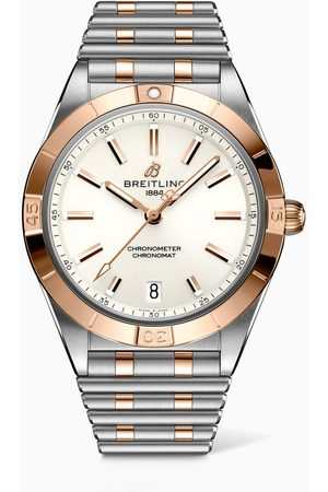 Breitling Chronomat Automatic 36 with 18kt Red Gold