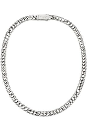 Northskull Men Necklaces - Flat Curb chain necklace