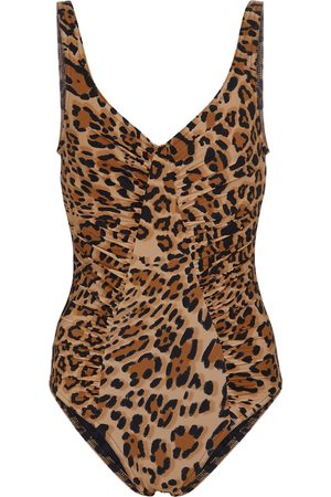 Karla Colletto Exclusive to Mytheresa – Bree leopard-print swimsuit